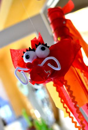 Nouvel An Chinois Créer Et Jouer Avec Les Dragons Les Ptits Mwana